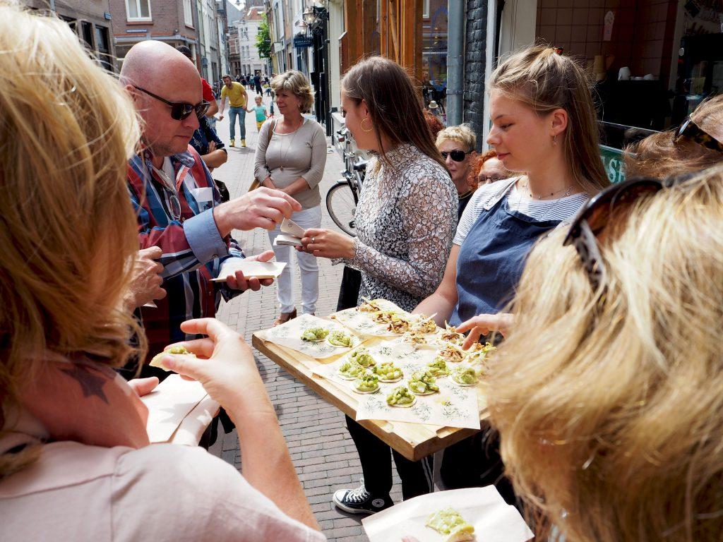 CFFF stadssafari food trends