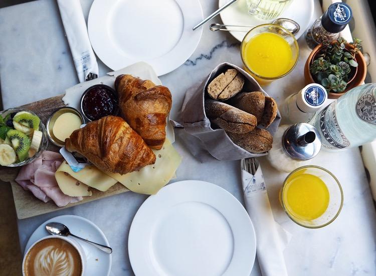 ontbijt bij robbies den bosch