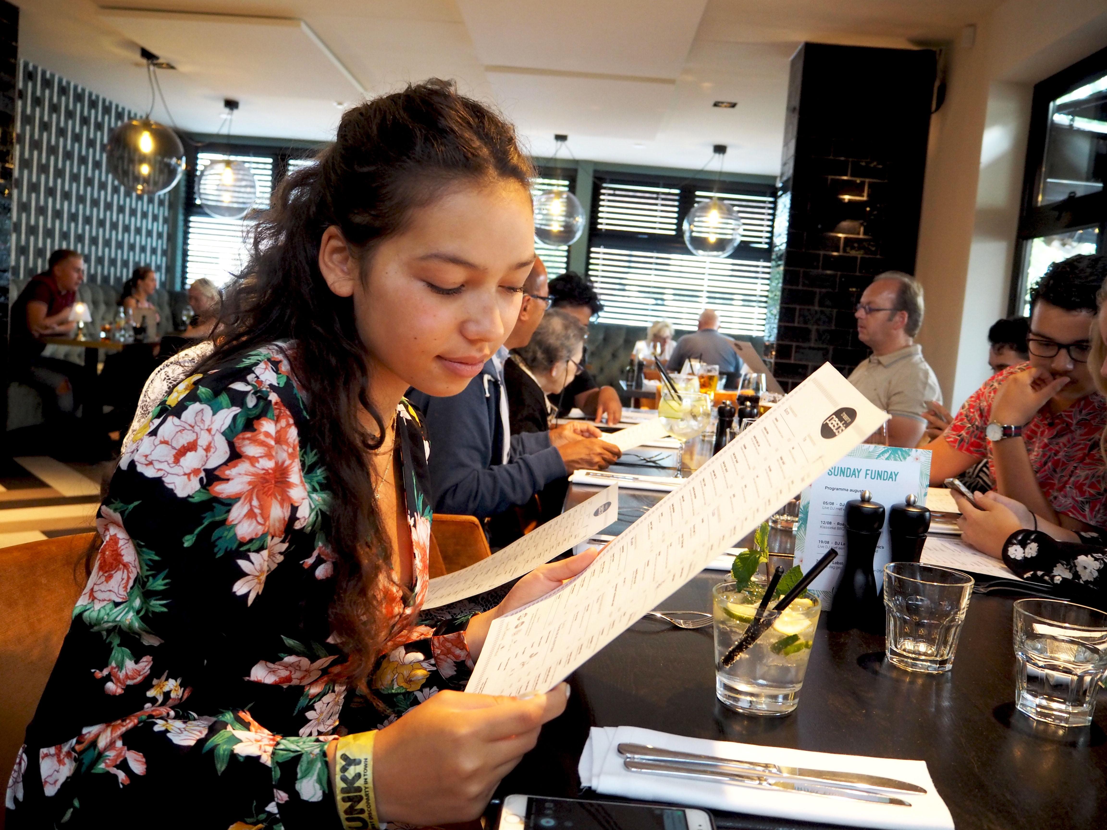 brasserie pastis rosmalen menukaart