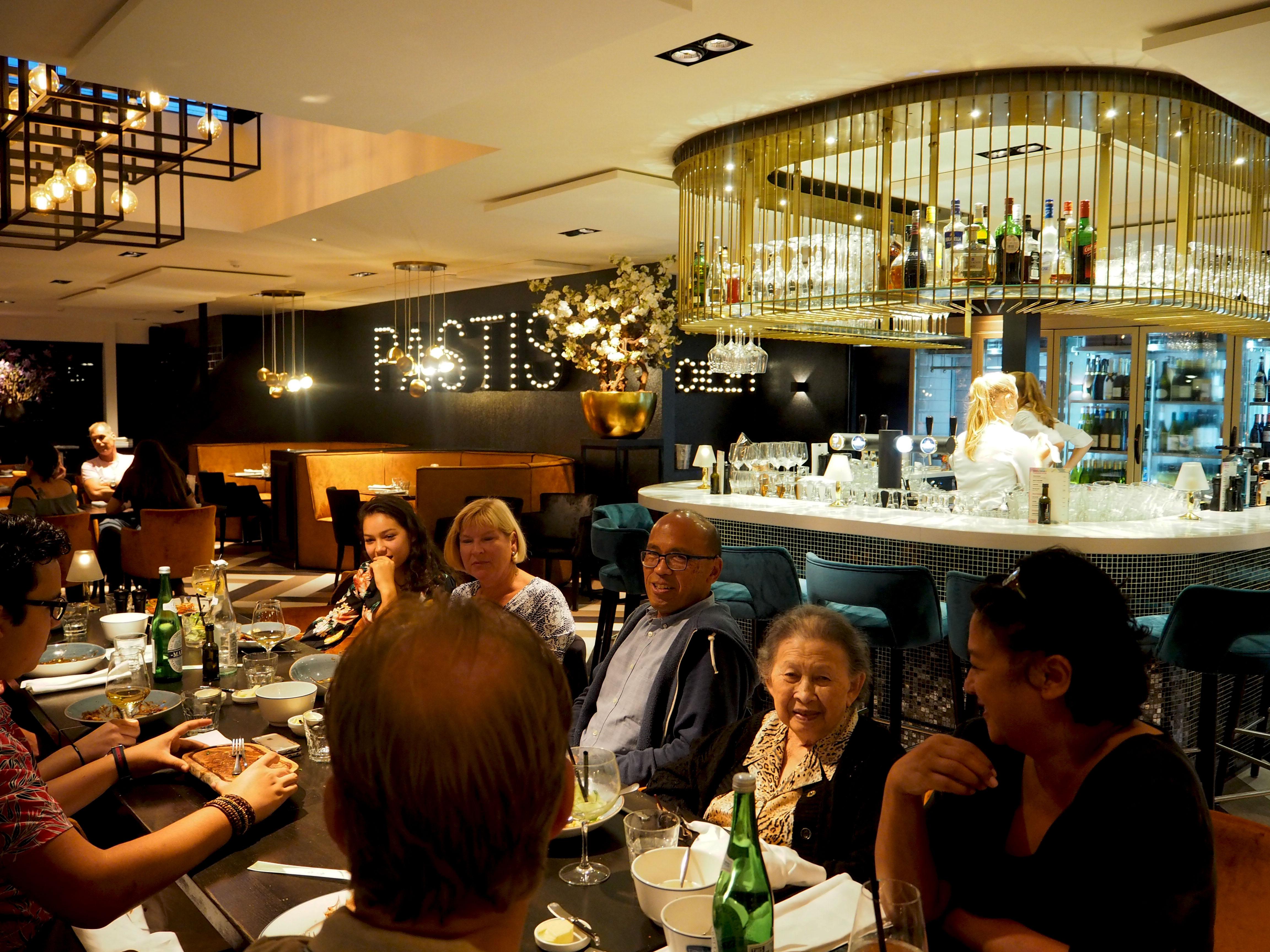 brasserie pastis rosmalen interieur