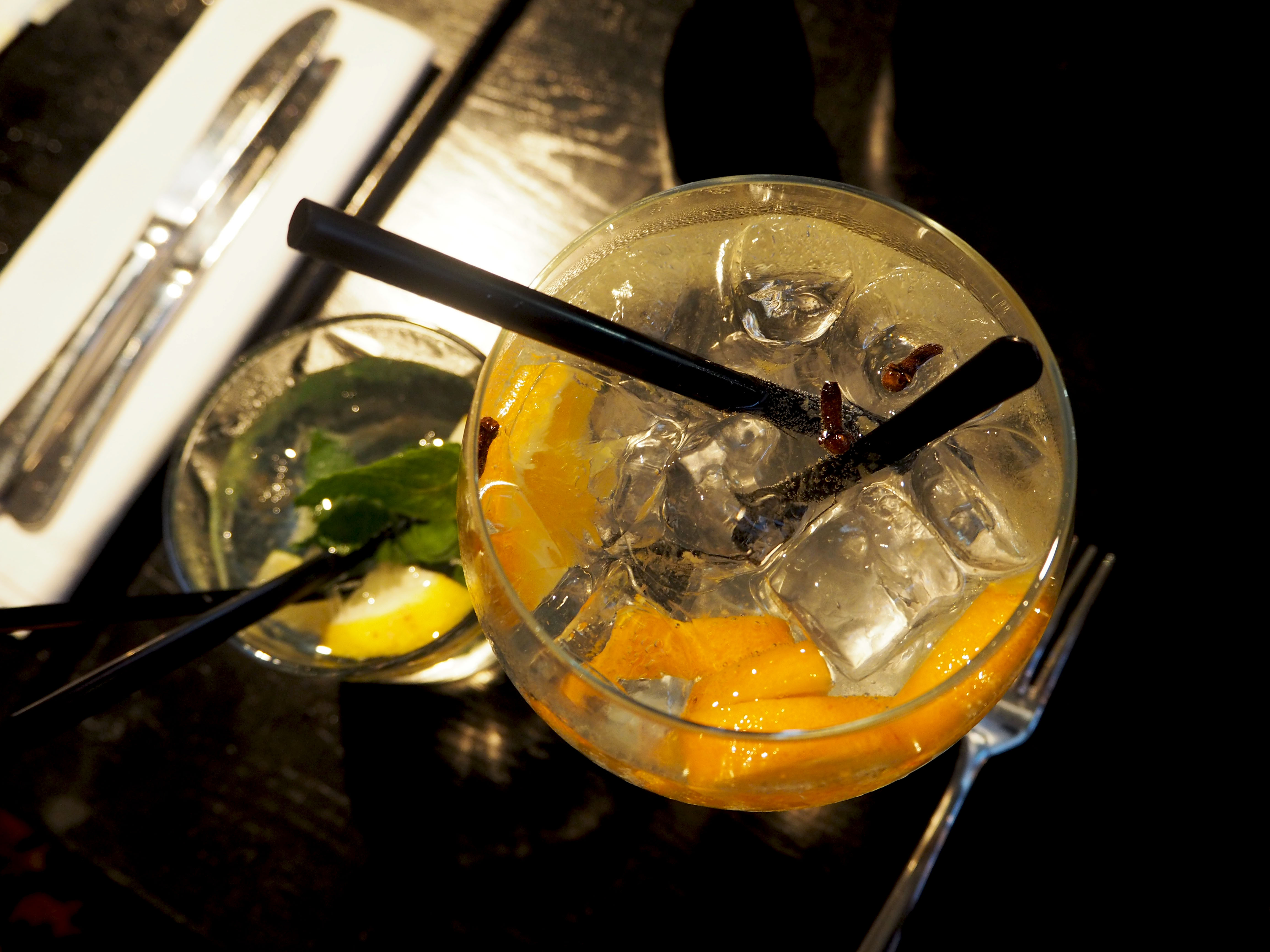 brasserie pastis rosmalen gin tonic