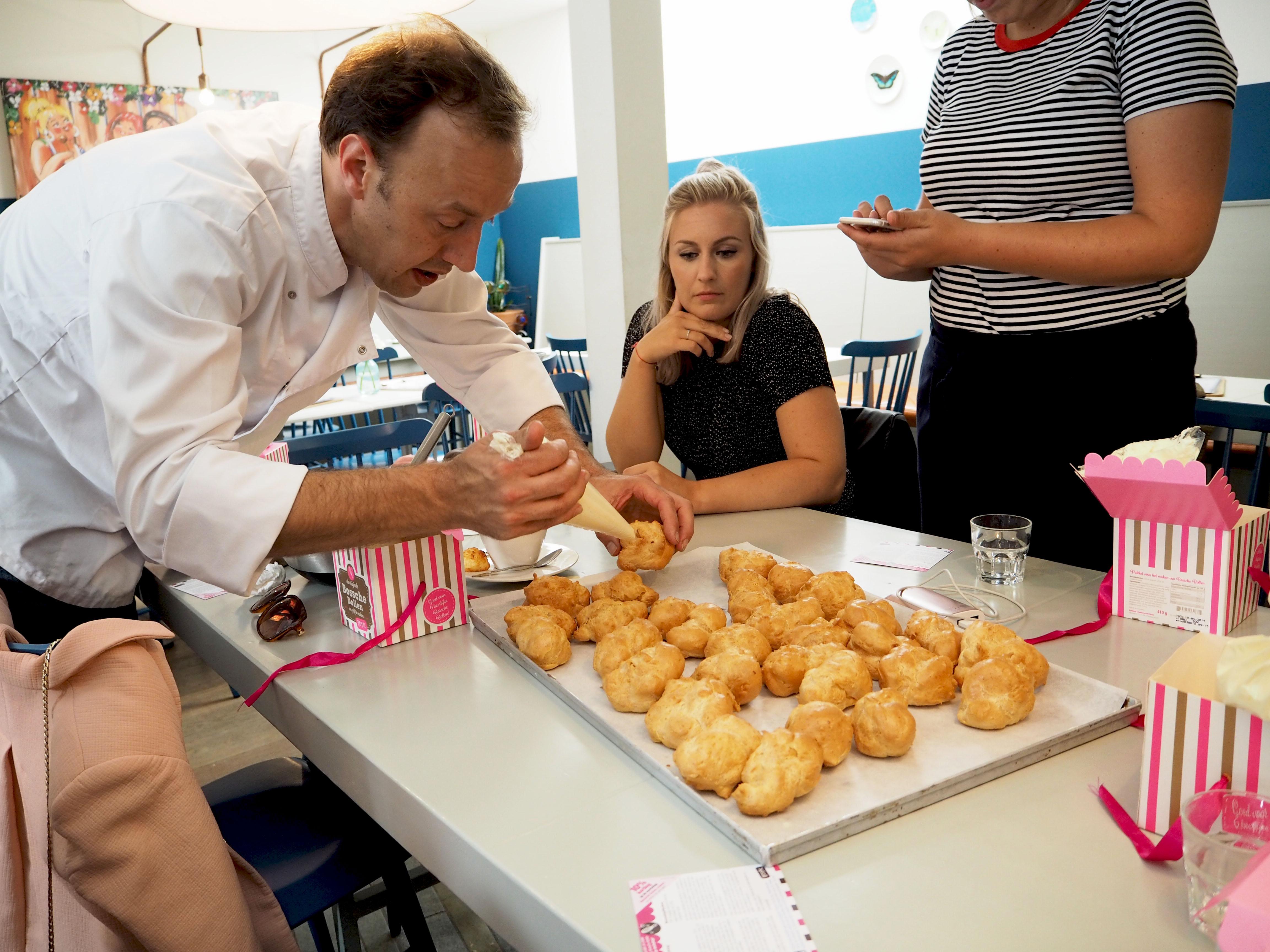 bossche bollen workshop bakkerij royal