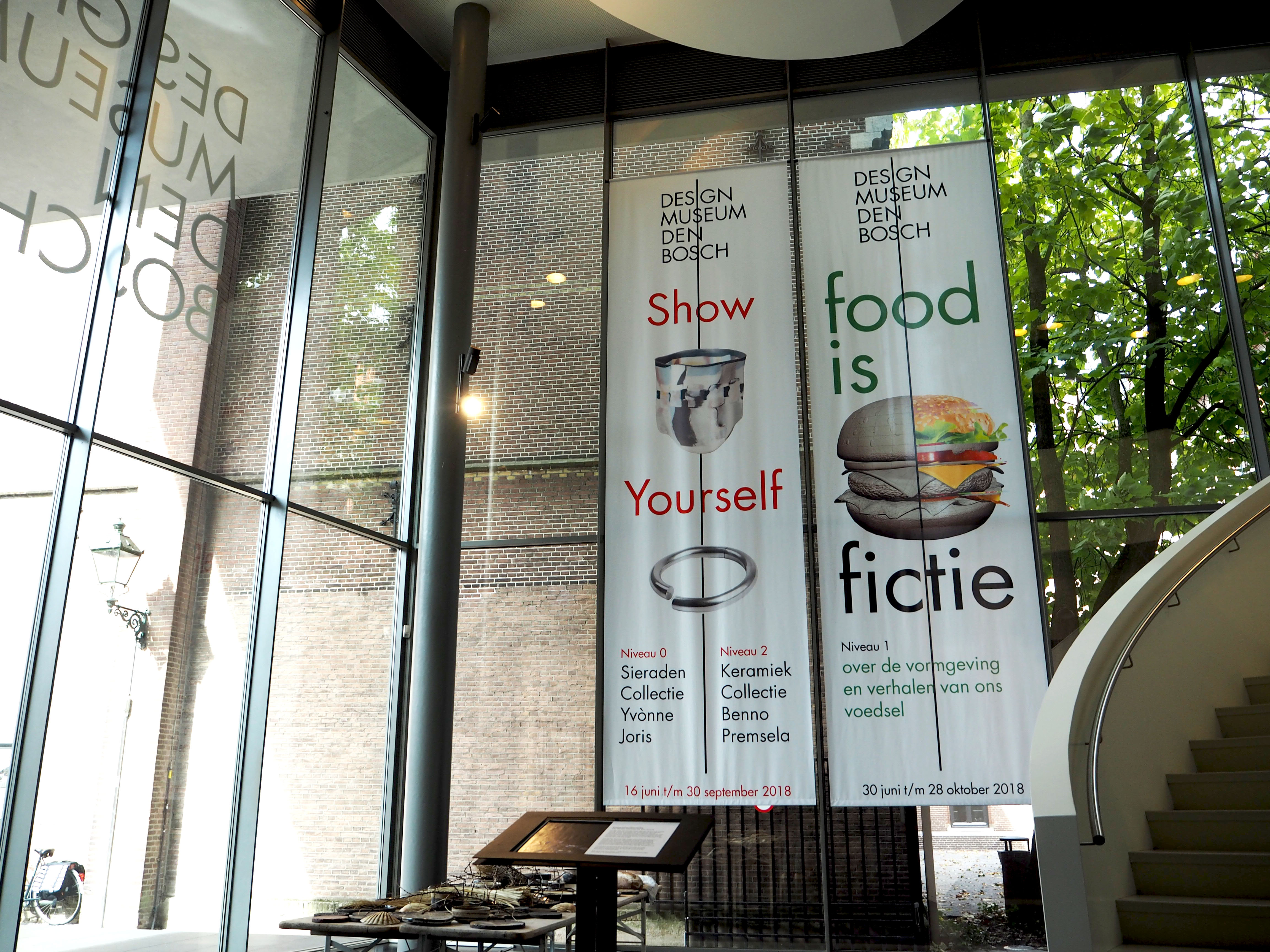 design museum den bosch food is fictie