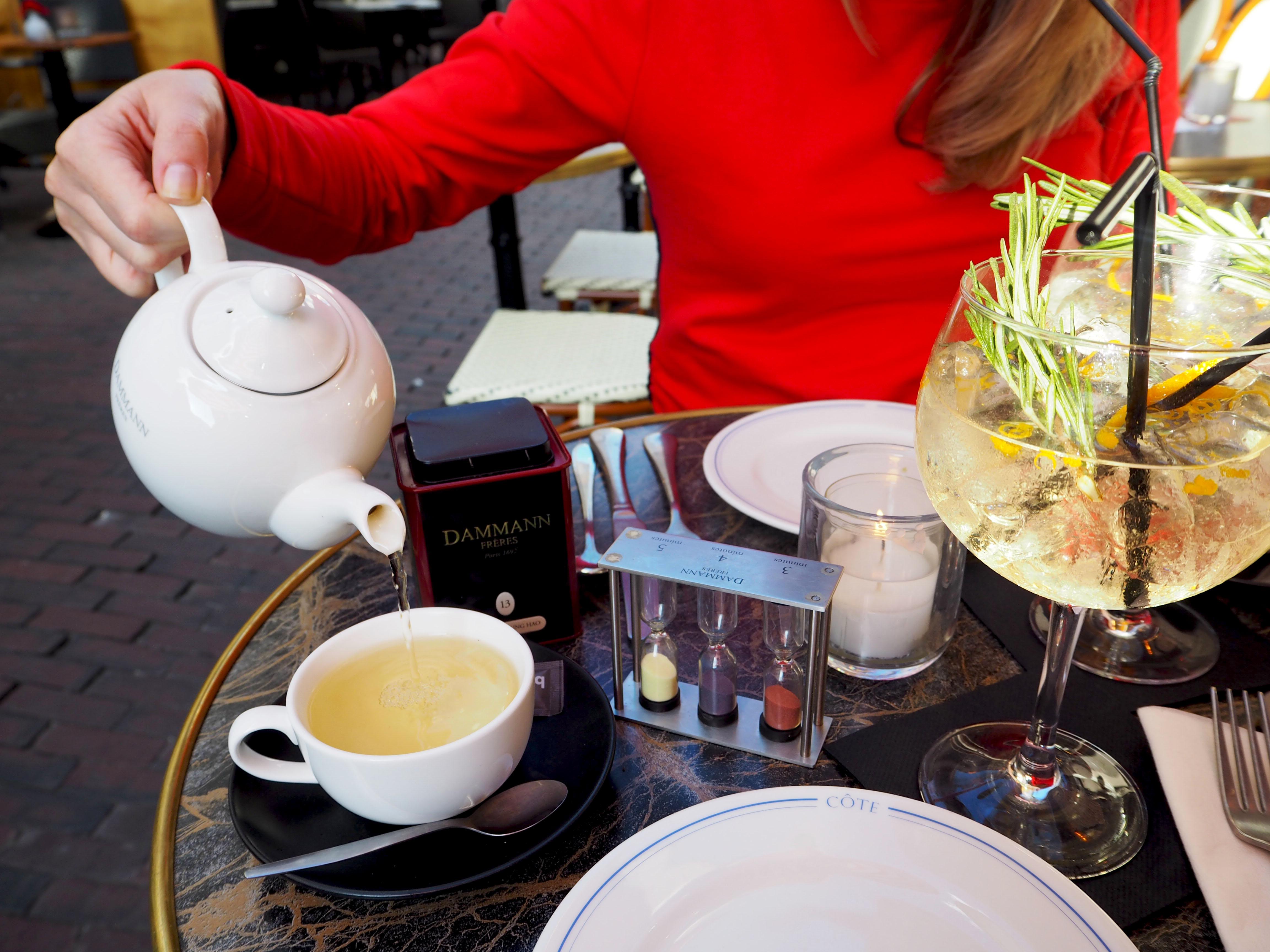 high tea cote bar bistro