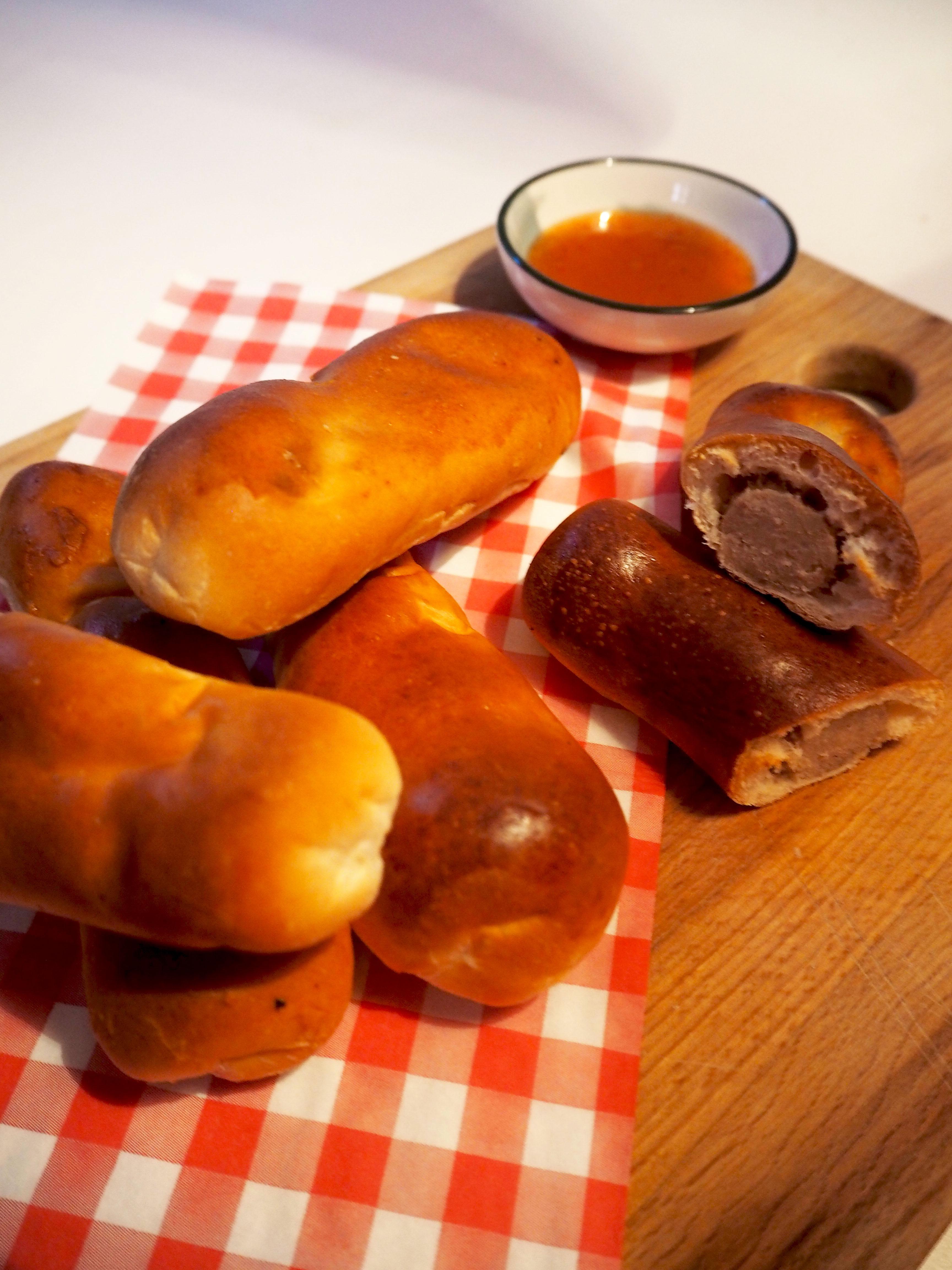 meneer de bakker worstenbrood