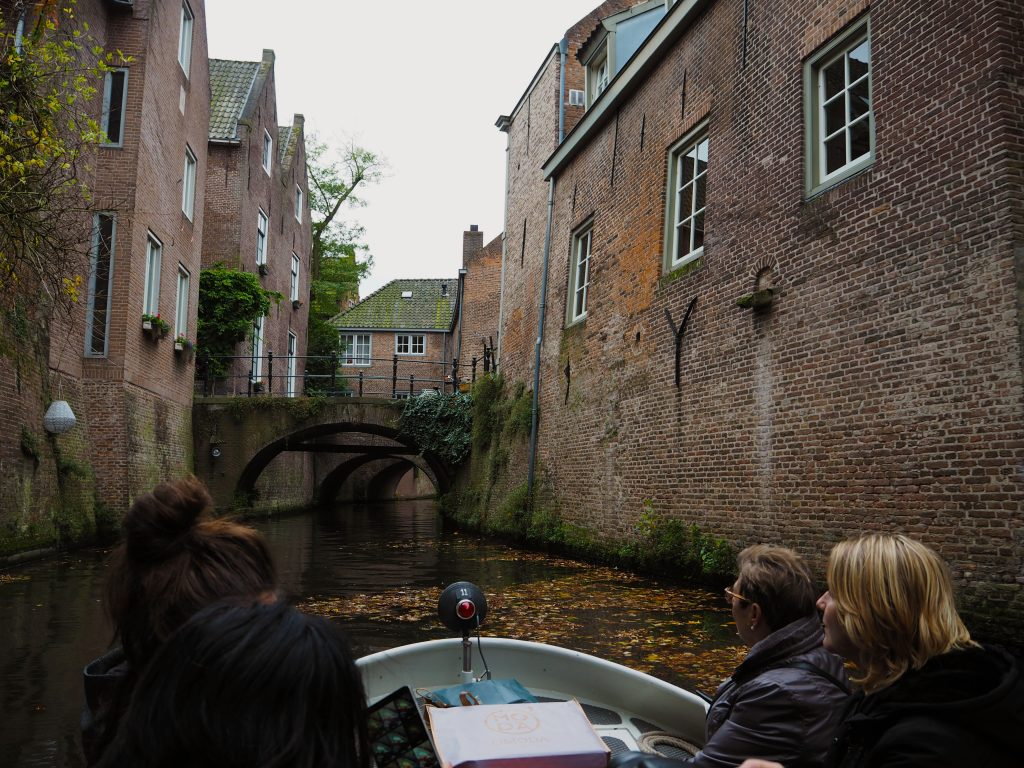 Historische rondvaart op de Binnendieze