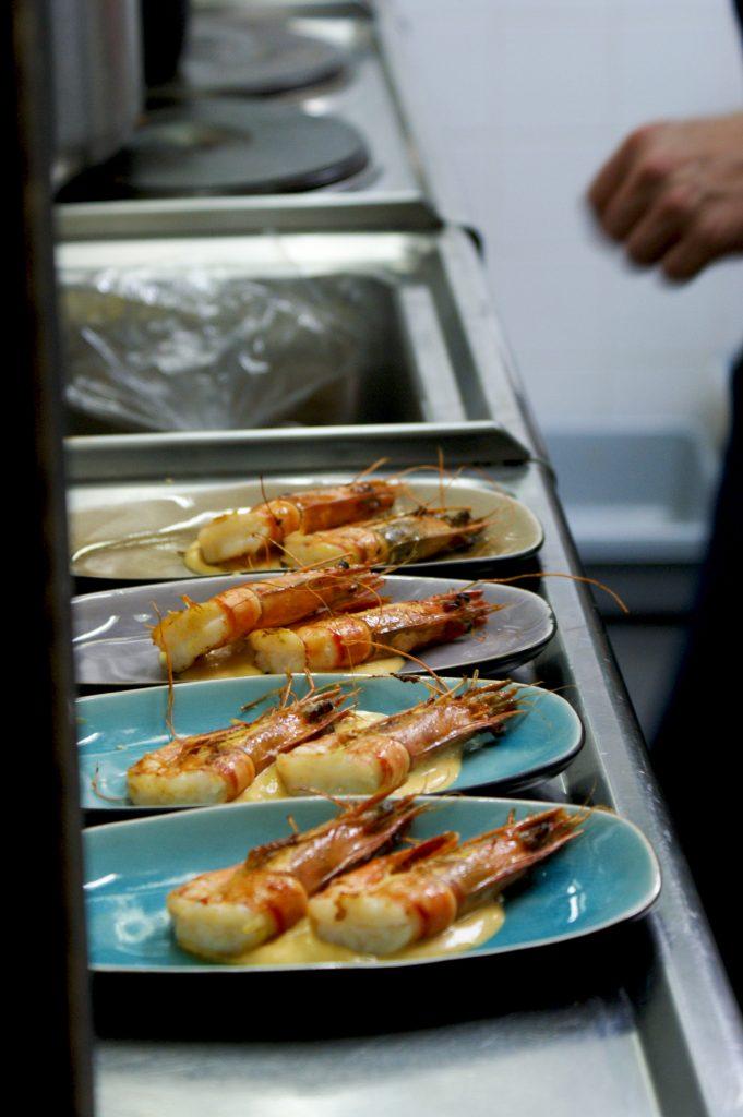 Laa cuisine bij feestcafé lalalaa