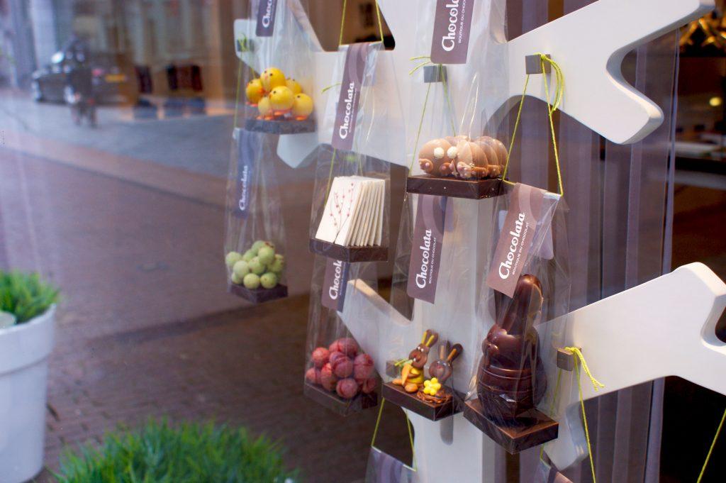 chocolata voorgevel