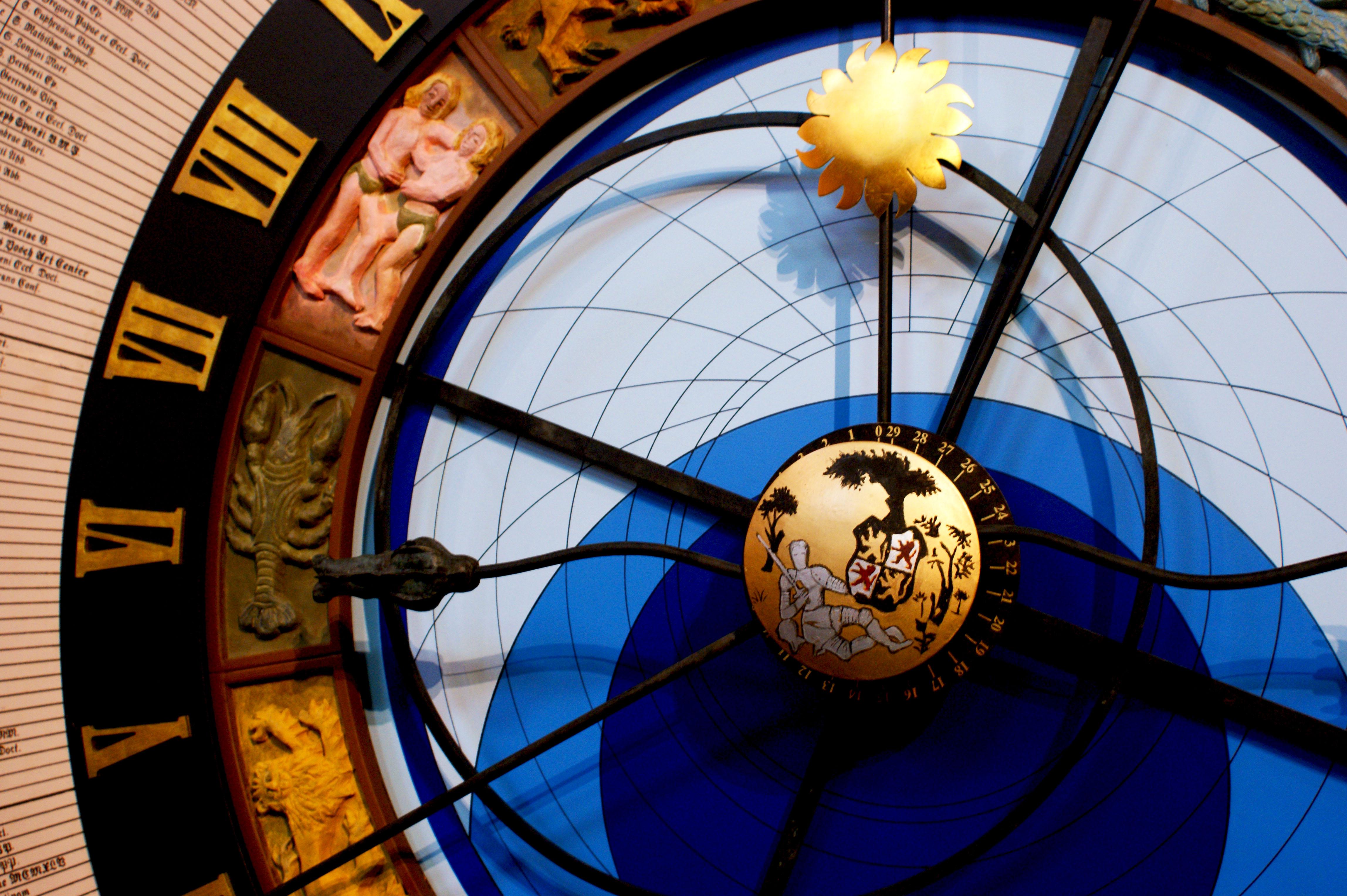 Astronomisch Kunstuurwerk JABC
