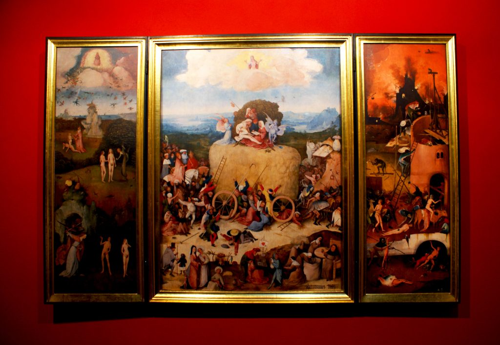 JHERONIMUS BOSCH ART CENTER DEN BOSCH