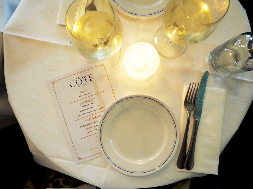 4 gangen diner cote bar bistro social deal