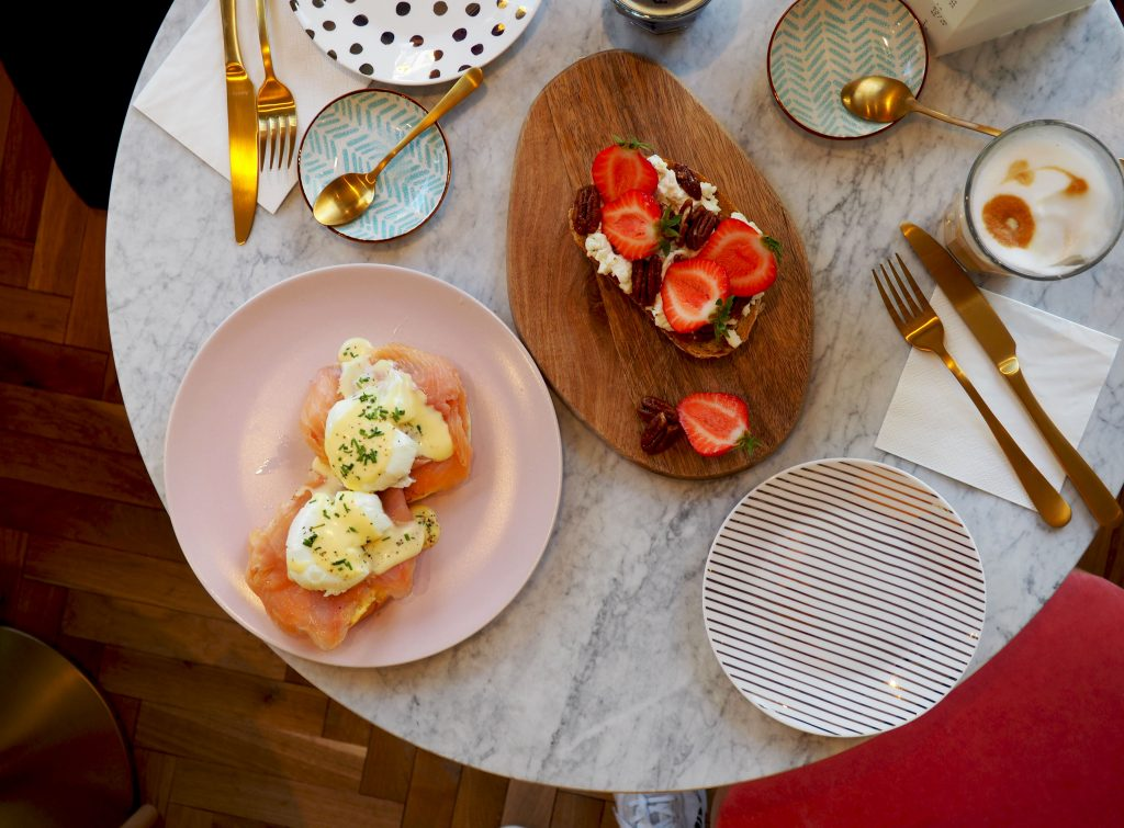support your locals: Frenchie Café