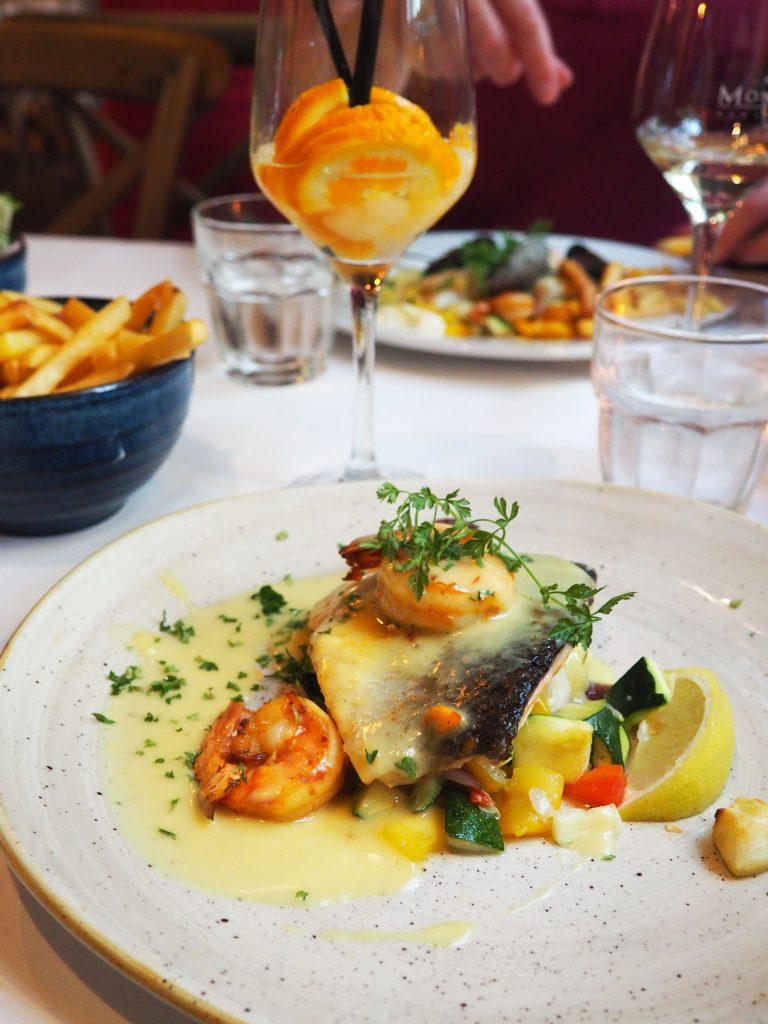 Mediterraans dineren bij Montimar Restaurant