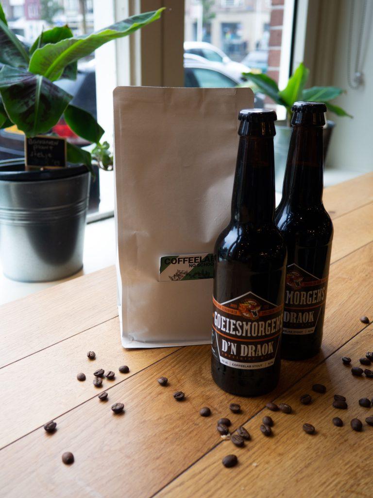 koffie- bierpakket coffeelab adventskalender