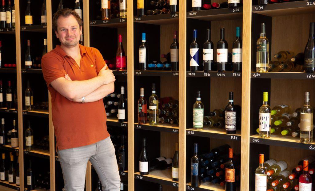win: wijnproverij bij ben's favourites
