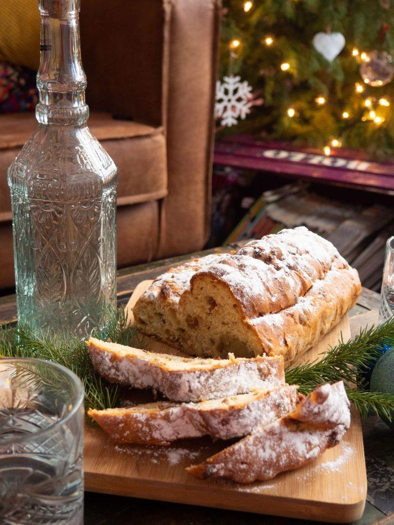 win: meneer de bakker kerststol