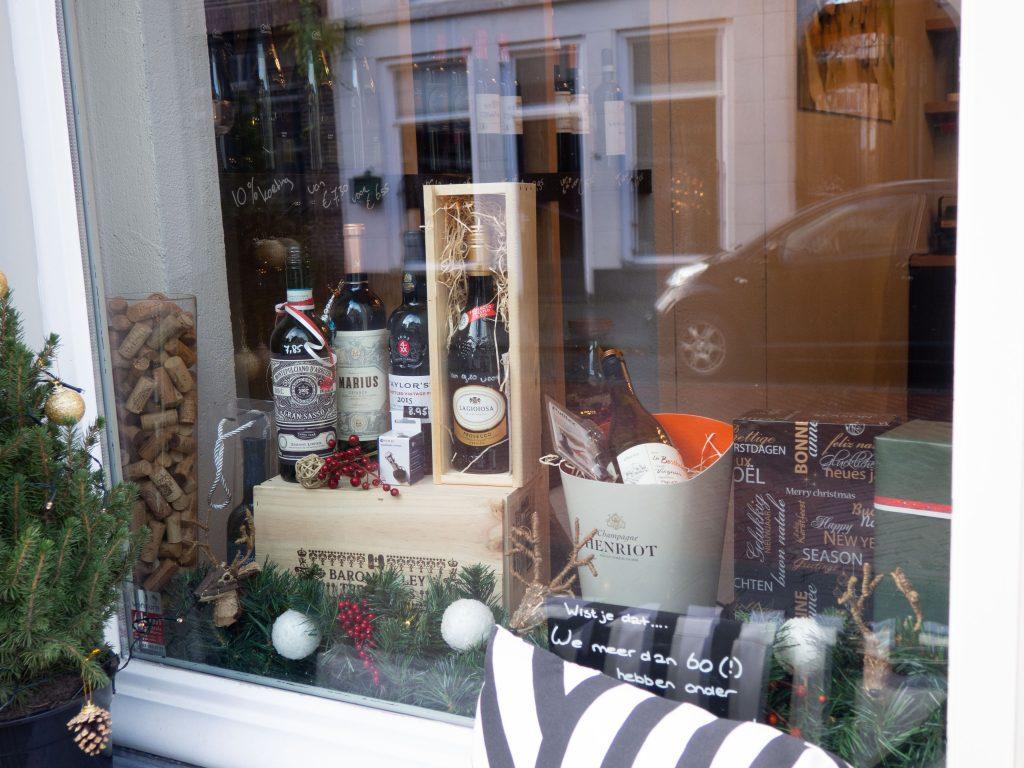 win: wijnproeverij bij ben's favourites