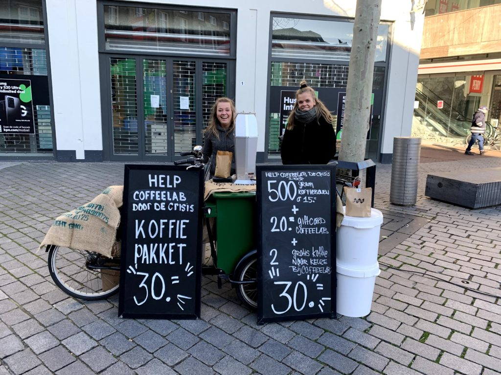 support your locals den bosch coffeelab