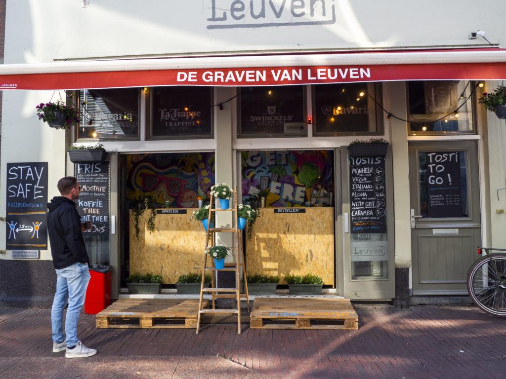 tosti bij de Graven van Leuven