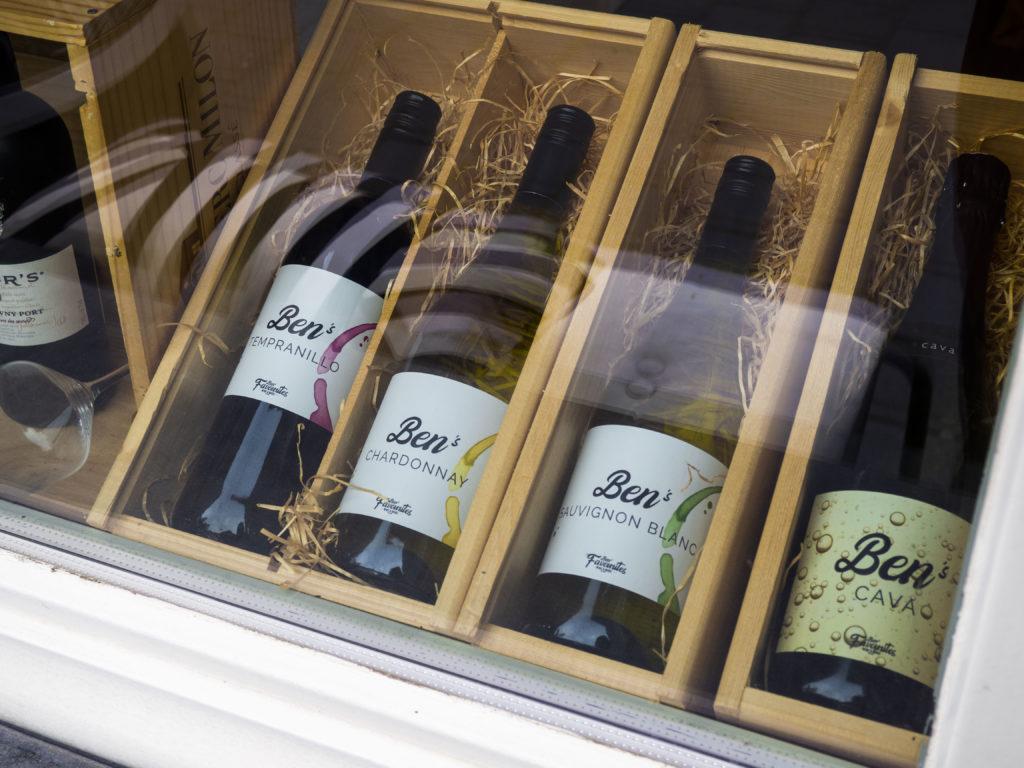 bens favourites wijn den bosch
