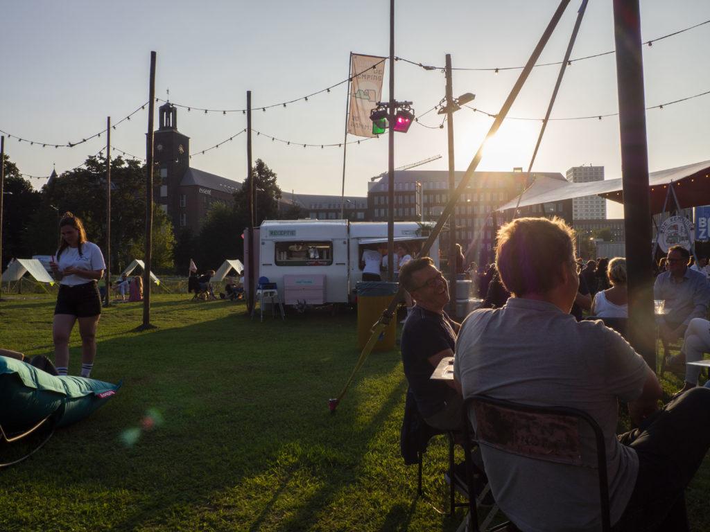 De Kemping van Den Bosch is je nieuwe favoriete staycation plek