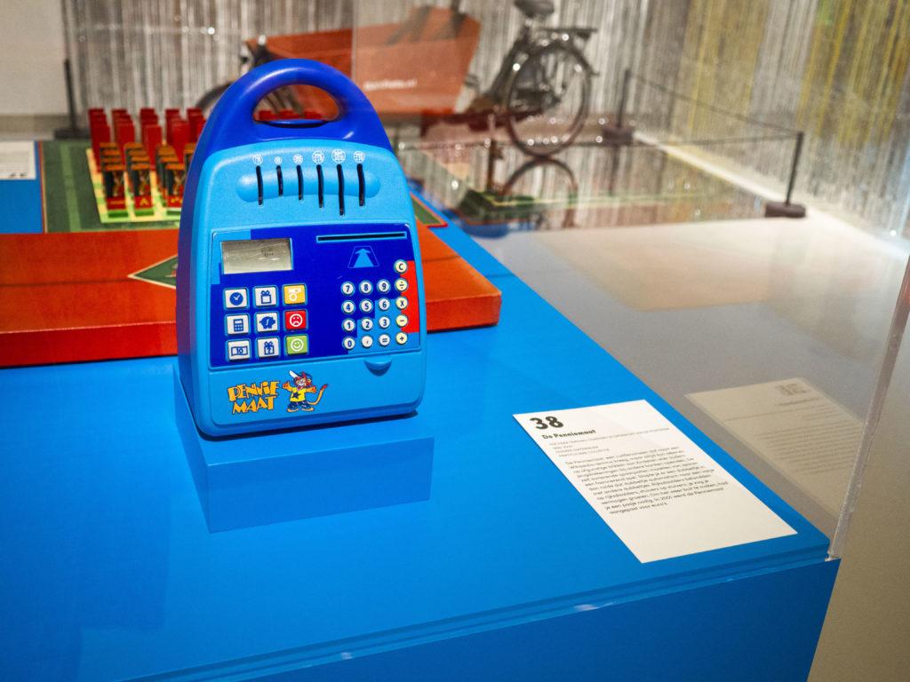 ASJEMENOU! VOORWERPEN POP CULTUUR NOORDBRABANTS MUSEUM
