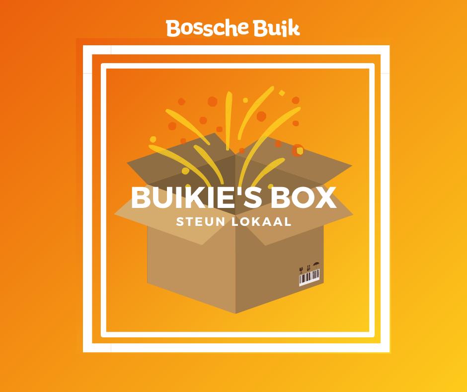 NIEUW: Buikie's Box. Dé box met de leukste producten van lokale ondernemers