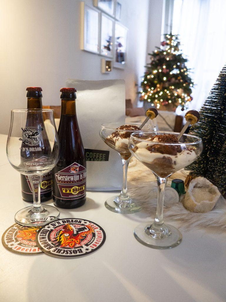 Bieramisu met koffie van Coffeelab en de Gerstewijn van Brouwerij d'n Draok + win-actie