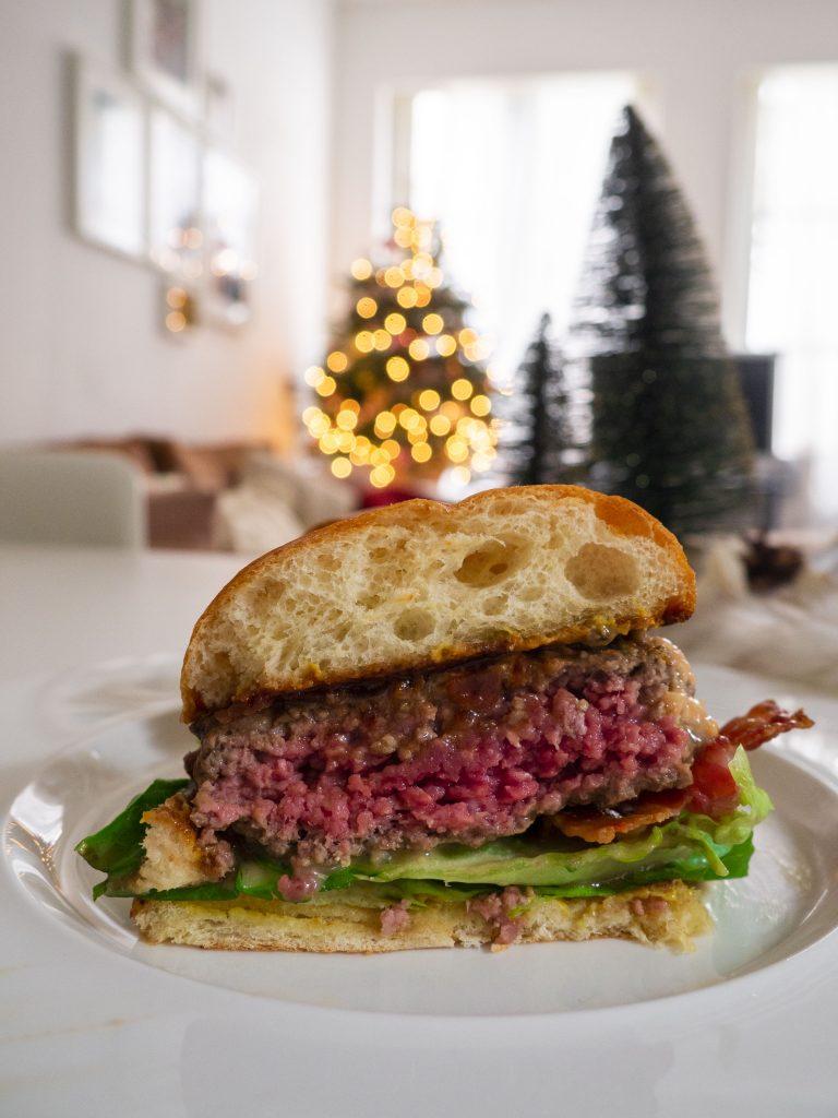 buikie's burgundy burger