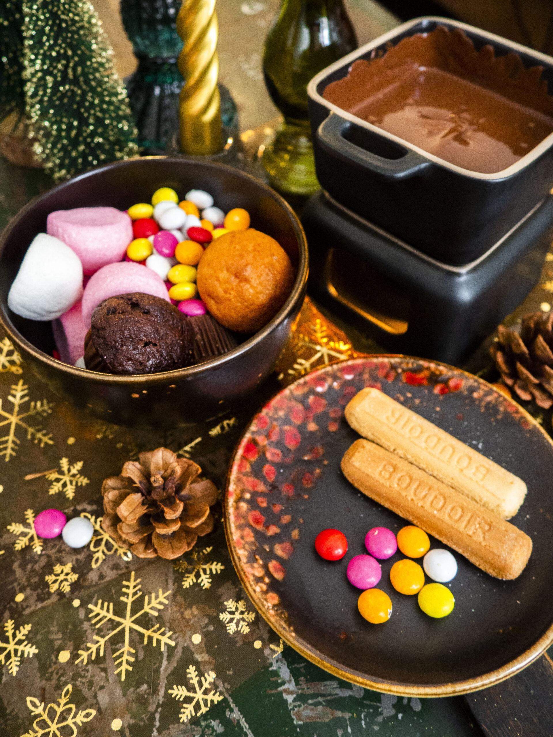 DIY chocoladefondue bakkerij royal